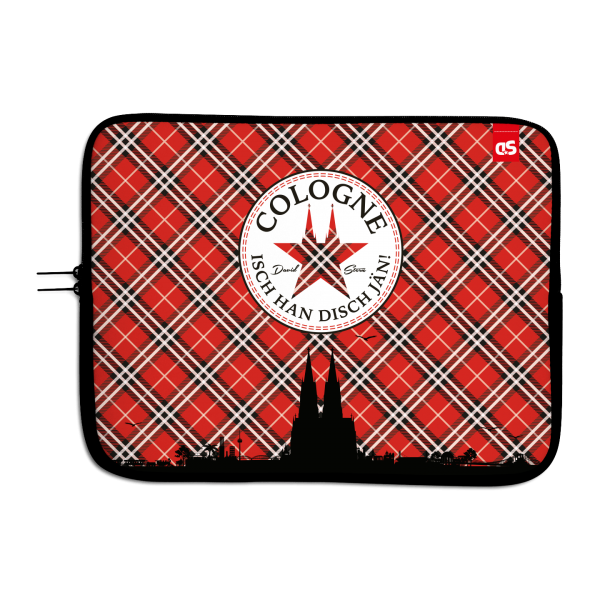 COLONIA KILT - Universal Laptop Sleeve