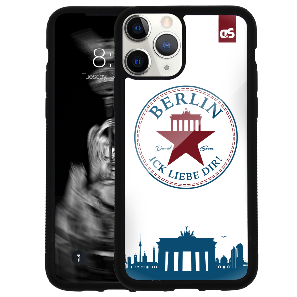 BERLIN ILD RedStar - Glass Cover