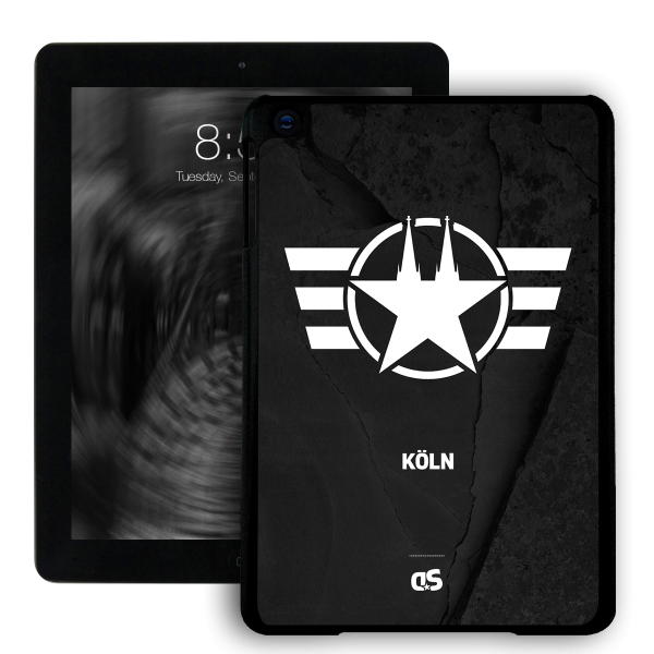 iPad HardCase COLOGNE FORCE