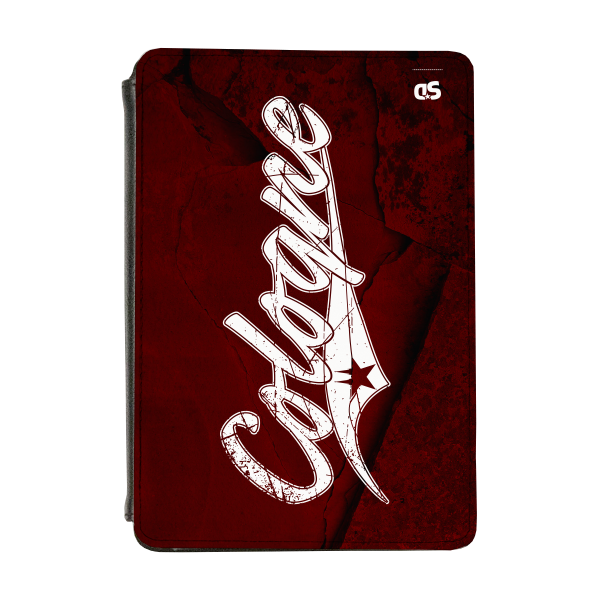 COLOGNE VINTAGE (Red) - Universal Pad&Tab Case