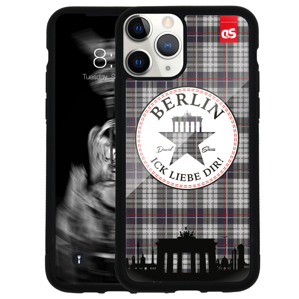 BERLIN TWEED - Glass Cover