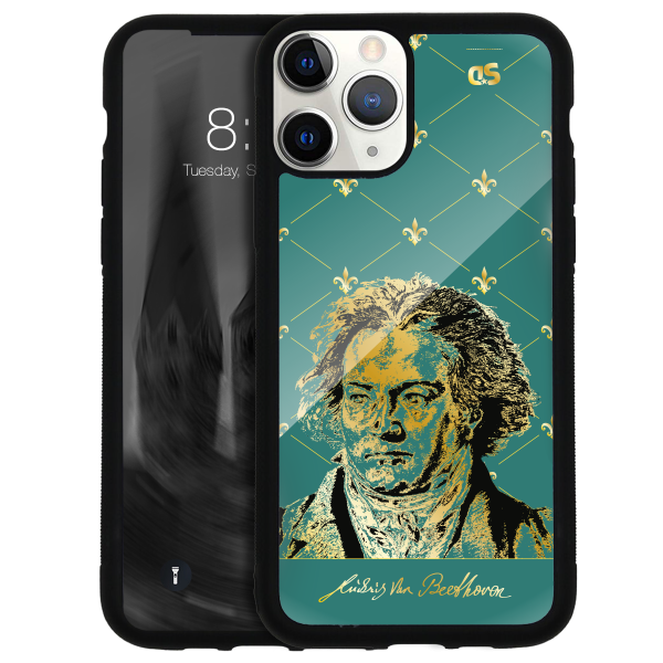 LUDWIG VAN BEETHOVEN II - Glass Cover