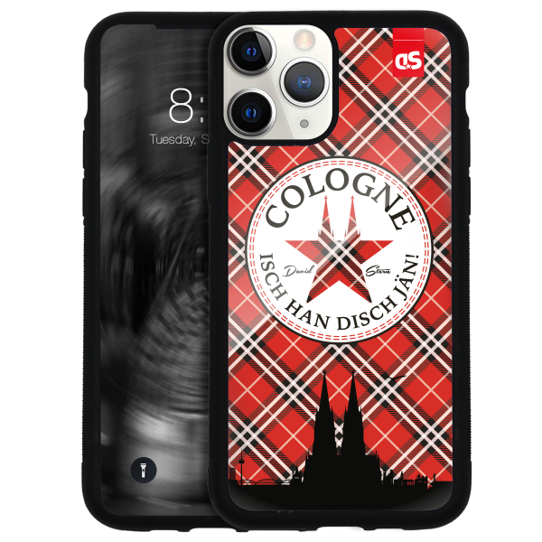 Glass Cover COLOGNE KILT