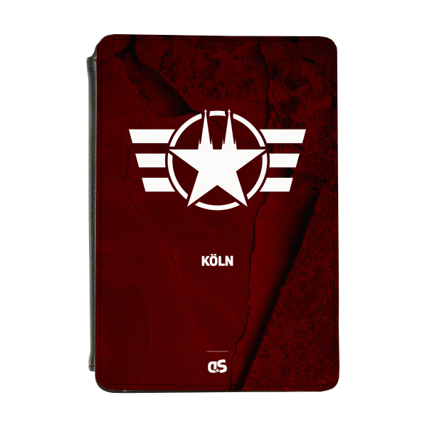 COLOGNE FORCE (Red) - Universal Pad&Tab Case