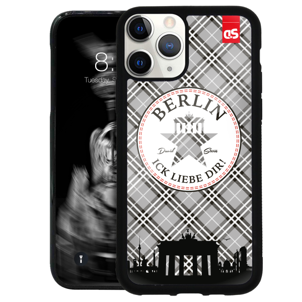 BERLIN KILT - Glass Cover