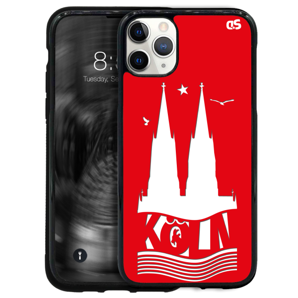 COLOGNE CATHEDRAL - HardPlastic Handy Cover