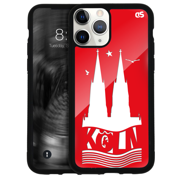 COLOGNE CATHEDRAL - Glas Handy Cover